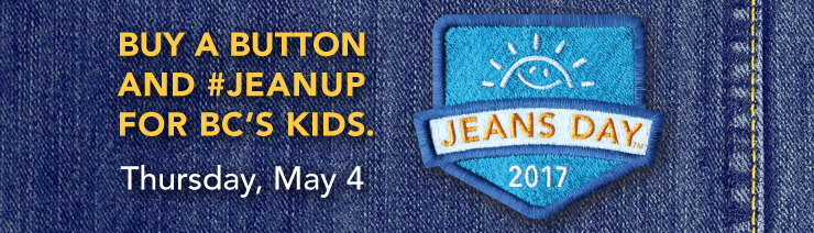 DAVID OUSTED OF VANCOUVER WHITECAPS FC CREATES VIDEO SUPPORTING JEANS DAY™
