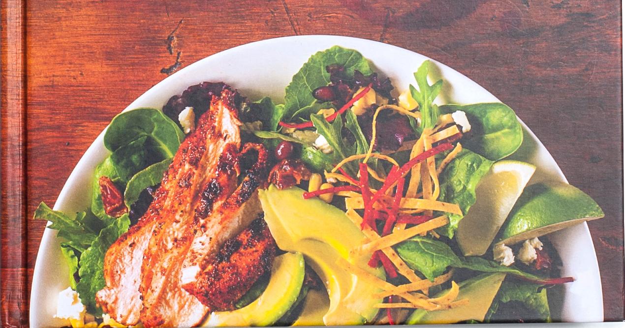#TasteofThursday Earls Santa Fe Chicken Salad