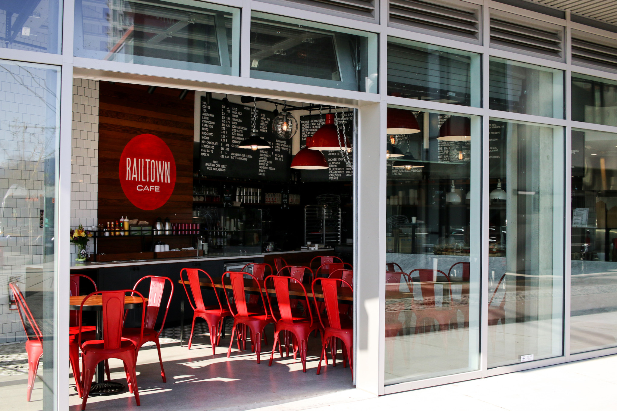 AND MAIN MAKES THREE: NEWEST RAILTOWN CAFE TO OPEN AT1691MAIN ST.ONAPRIL 17