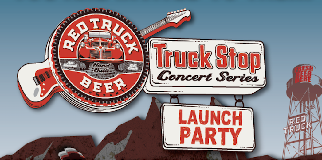 Red Truck 2017 Concert Series Launch