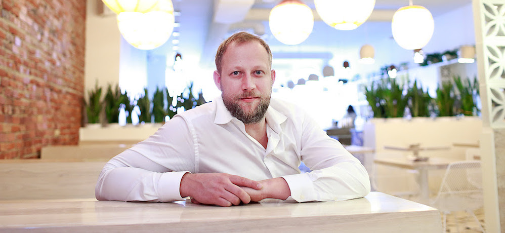 STAR POWER: MICHELIN-STARRED CULINARY TALENT STEFAN HARTMANN JOINS THE TACOFINO FAMILY AS NEW REGIONAL EXECUTIVE CHEF