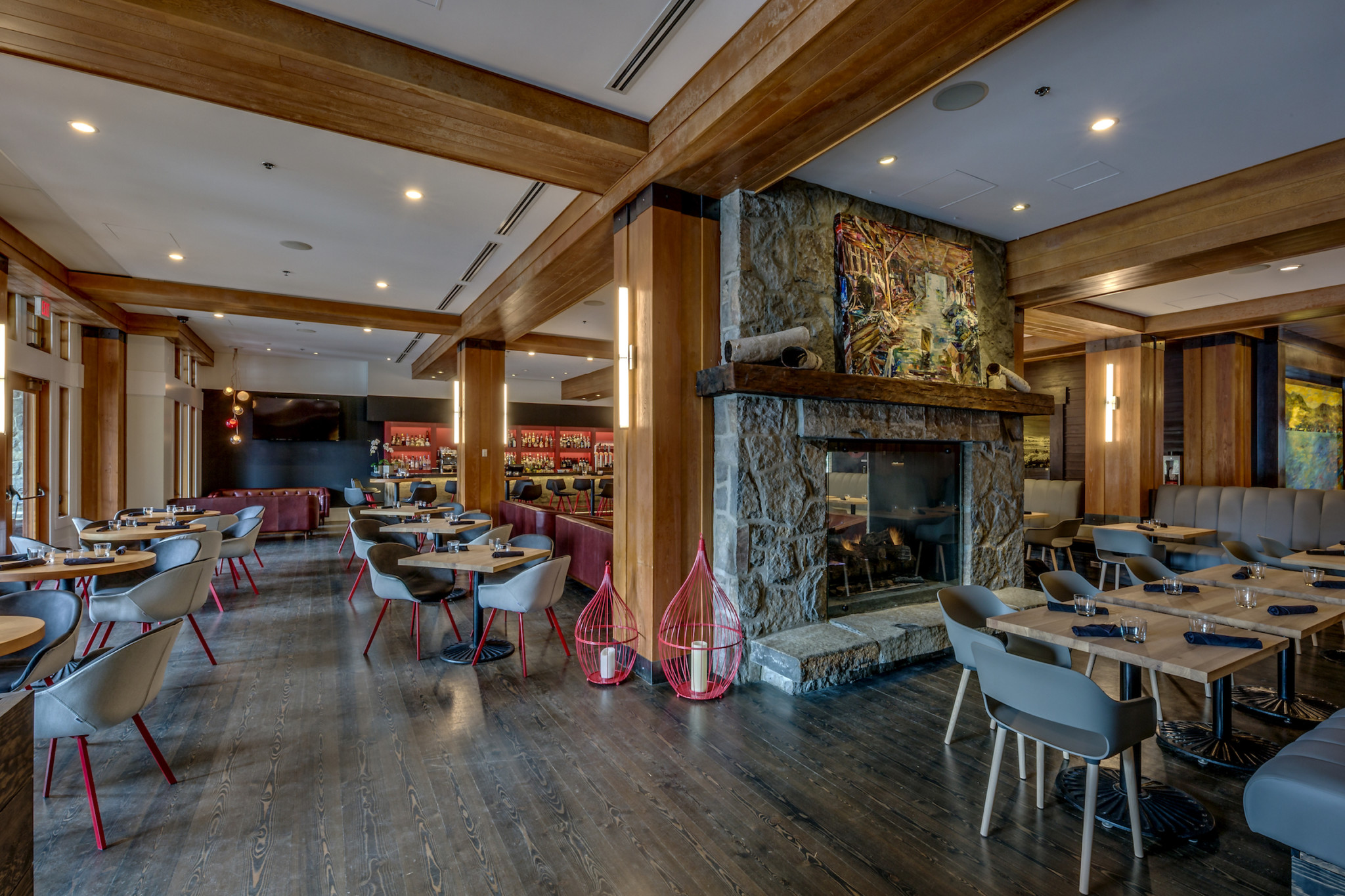 Whistler's Nita Lake Lodge opens newly revamped Cure Lounge and Patio