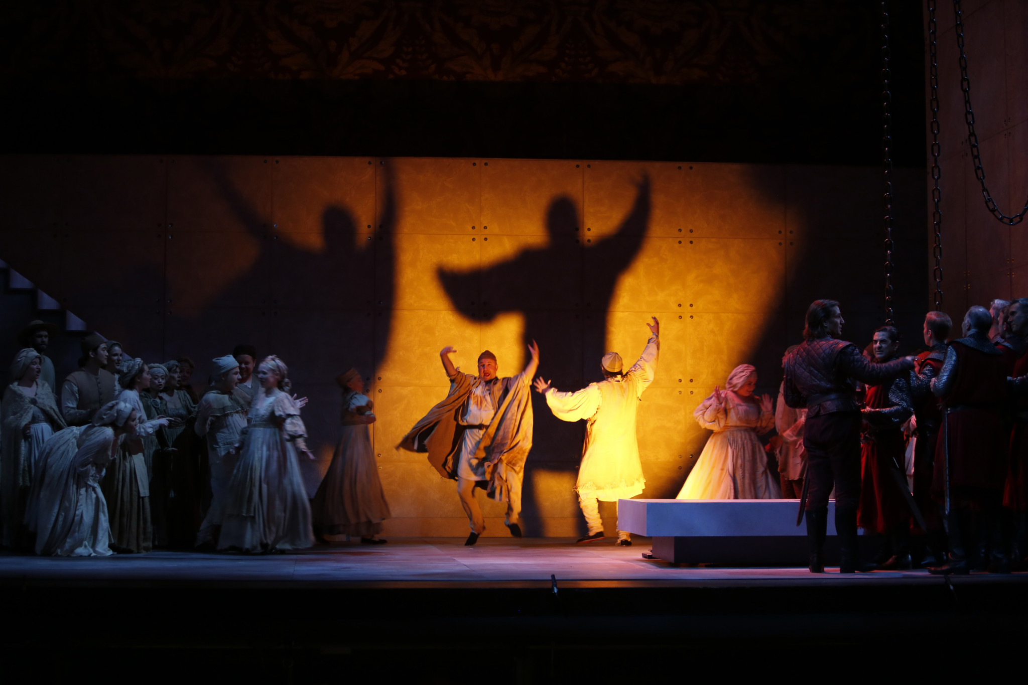 First Vancouver Opera Festival Opens with a Powerful, Brooding Otello