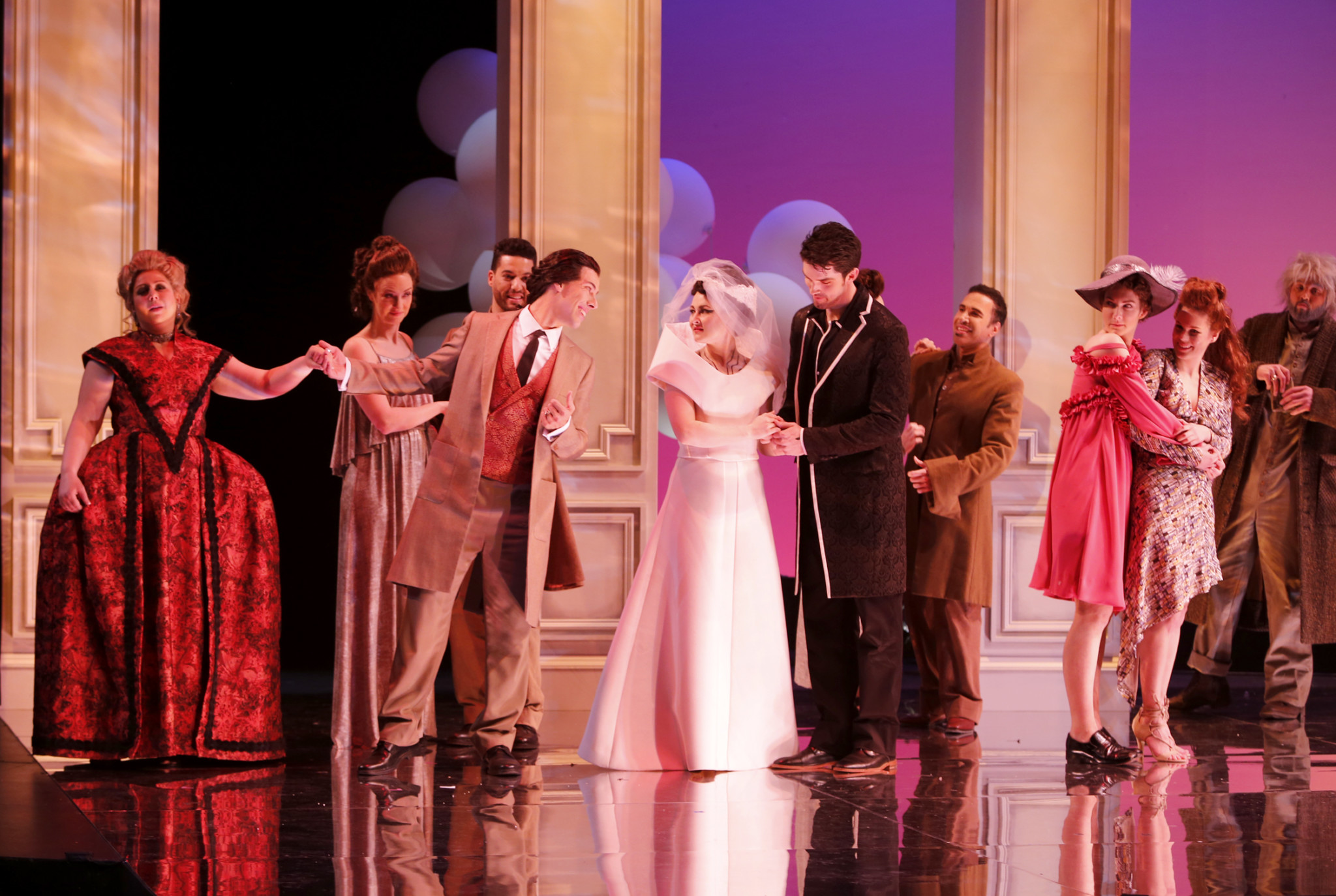 Marriage of Figaro Dazzles with Sparkling Performances