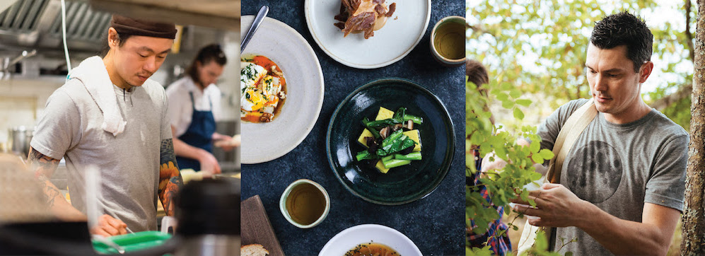 GALIANO MEETS GRANVILLE: FARMER'S APPRENTICE CONTINUES GUEST CHEF DINNER SERIES WITH PILGRIMME'S JESSE MCCLEERY, JUNE 7