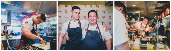 Hawksworth Young Chef Scholarship Foundation announced two Toronto finalists