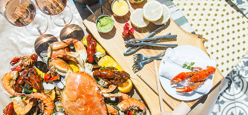 HOT TOWN, SUMMER IN THE CITY: BOULEVARD KITCHEN & OYSTER BAR SET TO LAUNCH ITS ANNUAL SUNDAY SEAFOOD BOIL SERIES