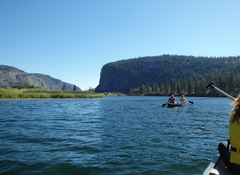 Explore the Okanagan's many facets – come hell or high water