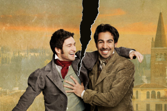 TESTING THE LIMITS OF FRIENDSHIPS: THE TWO GENTLEMEN OF VERONA JOINS THE 28TH SEASON OF BARD ON THE BEACH