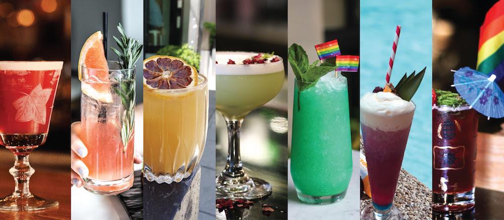 Pride Crawl Cocktail Fundraiser Prompts My Own Mini-Crawl