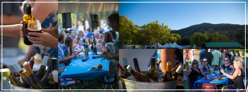 Okanagan Falls Winery Association 6th Annual PARTY IN THE PARK