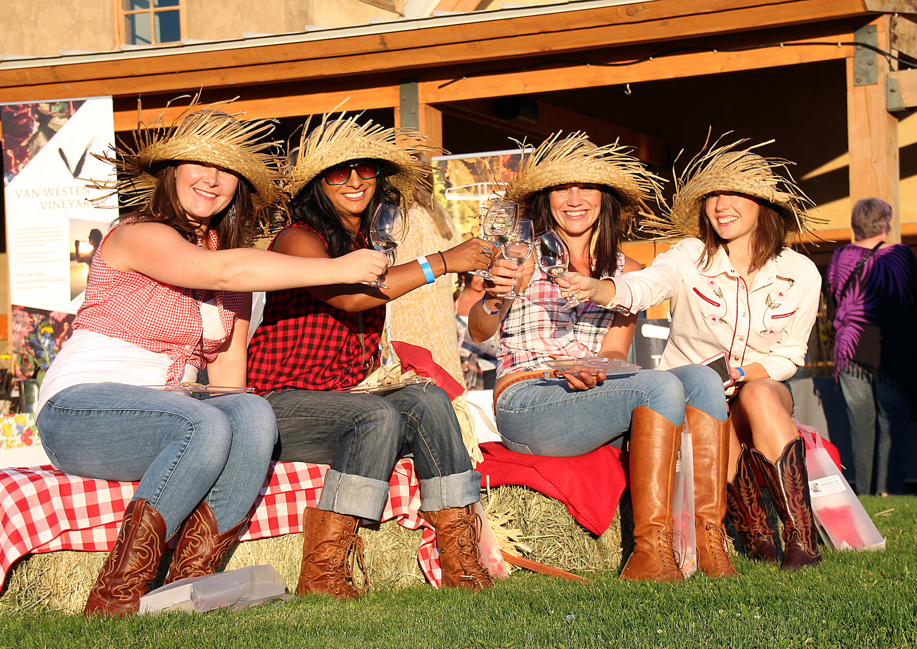 Naramata Bench Wineries Association  TAILGATE PARTY  September 9