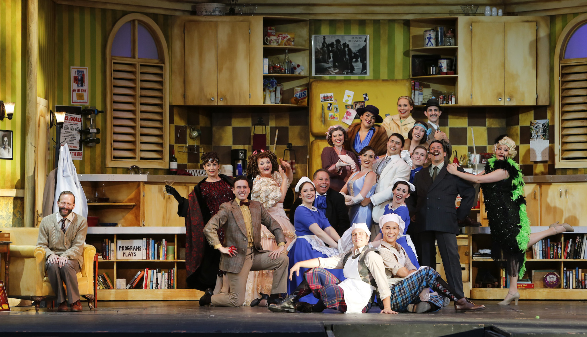 TUTS Vancouver – The Drowsy Chaperone – a review