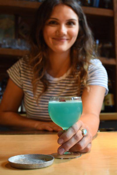 Katie Ingram of L'Abattoir. Photo by Cathy Browne