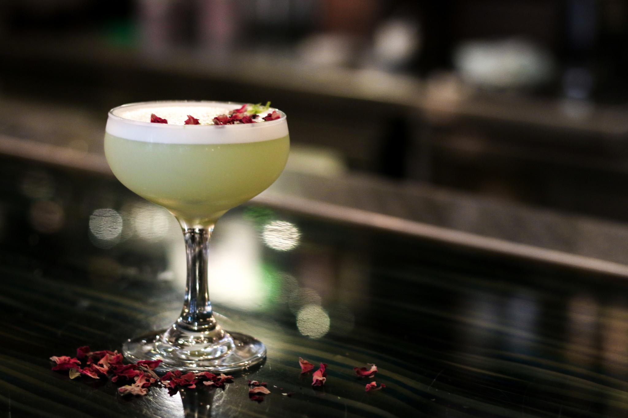 Dr. Peter AIDS Foundation Pride Crawl Fundraiser Ipanema cocktail recipe