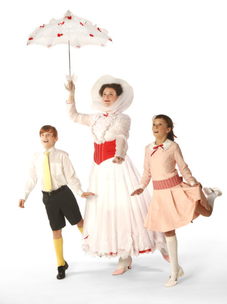 Mary Poppins 2017 Tuts A Review My Van City