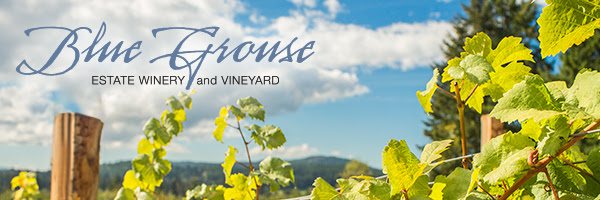 Blue Grouse Estate Winery Wins Three Regional Awards in Best of BC 2018