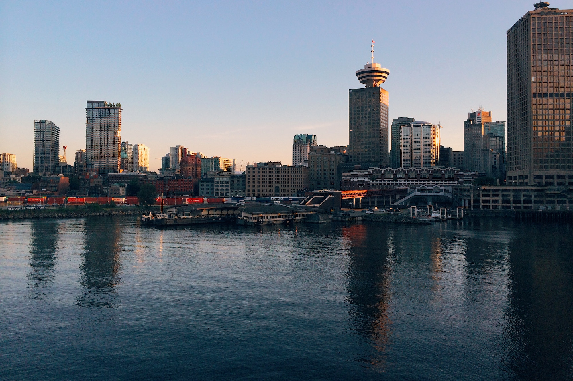 Accessible Transport, Businesses and Adventures in Vancouver