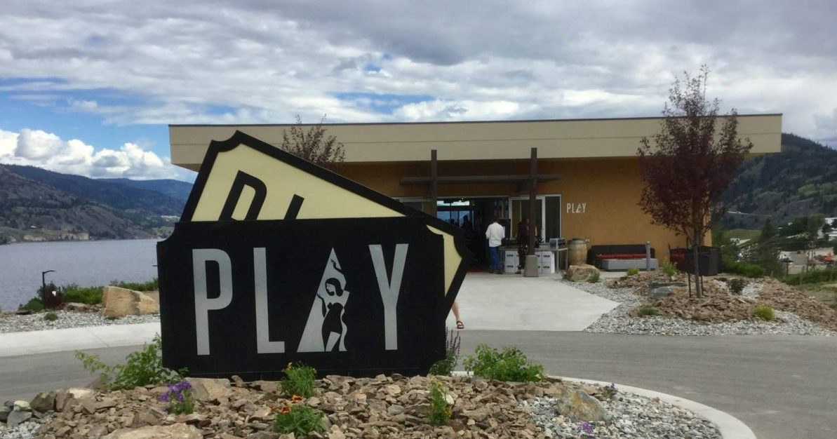 Play Estate Winery's First Anniversary