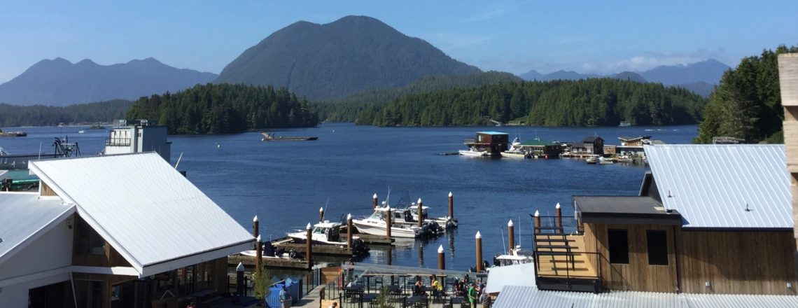 Inspired by Adventure: Introducing Tofino Resort + Marina