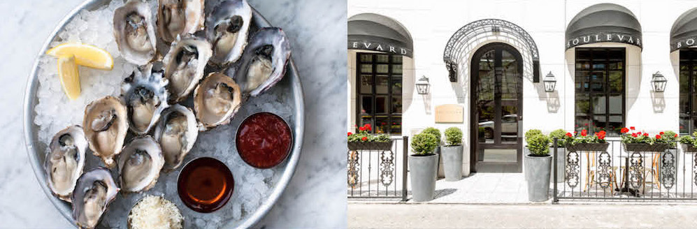 OCEAN PEARLS UNFURLED: BOULEVARD KITCHEN & OYSTER BAR MARKS ANNUAL FOOD DAY CANADA CELEBRATION WITH EXCLUSIVE OYSTER-THEMED DINNER