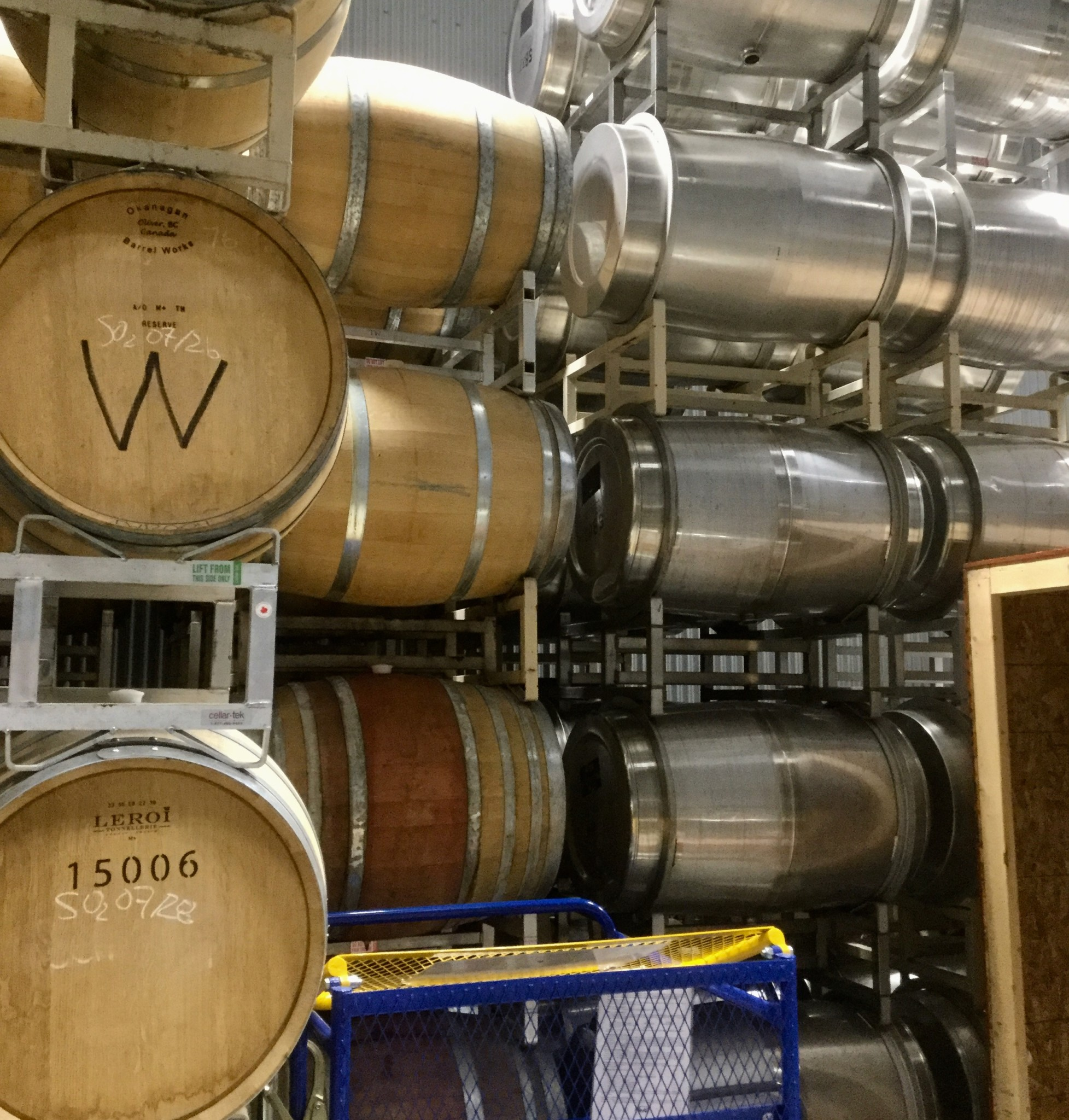 Interview With Harry McWatters of TIME Estate Winery