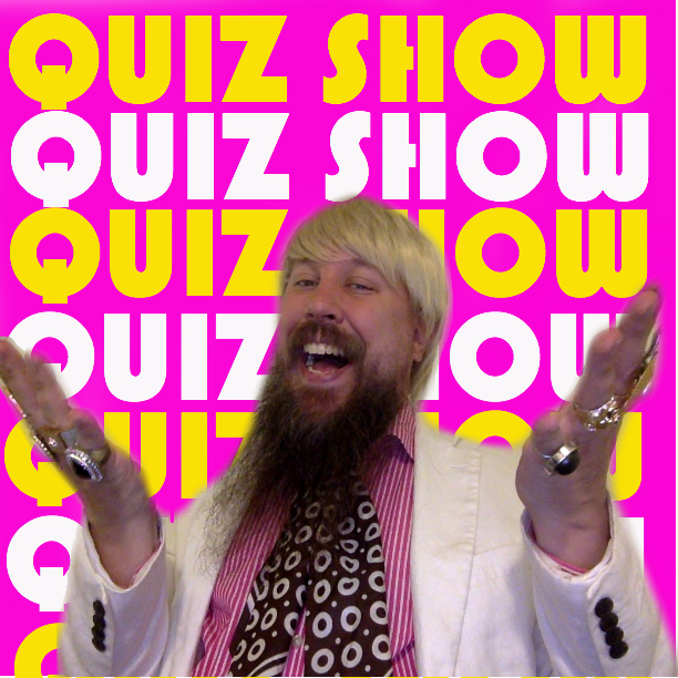 """ALL THE WAY FROM GAME SHOW HIATUS,  GRAHAM CLARK'S """"THE QUIZ SHOW"""" RETURNS TO VANCOUVER"""