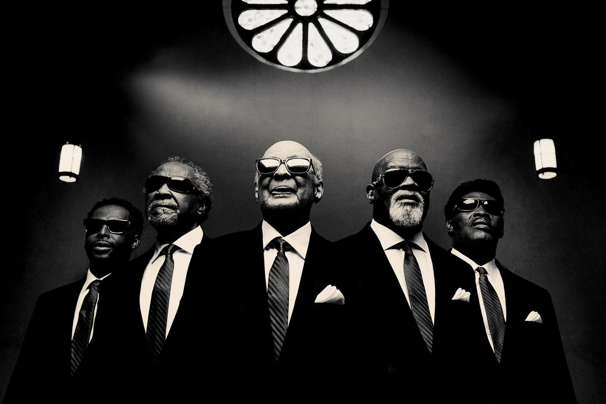 The Blind Boys of Alabama with Ben Heppner Launch  the Chan Centre's Landmark 20thAnniversary Season