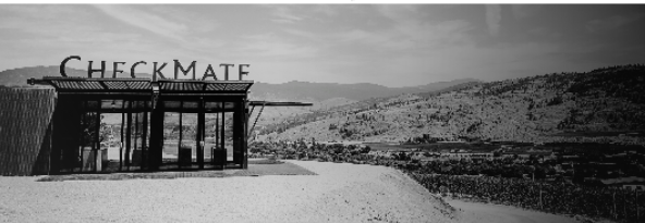 The Installation, a pop-up by Tom Kundig is now open at CheckMate Artisanal Winery
