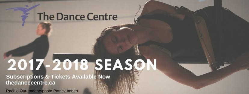 The Dance Centre presents the Discover Dance! series