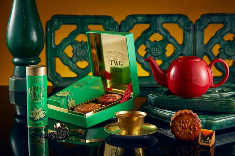 A Blossoming Beginning with the Lotus Jade Tea Mooncake Collection