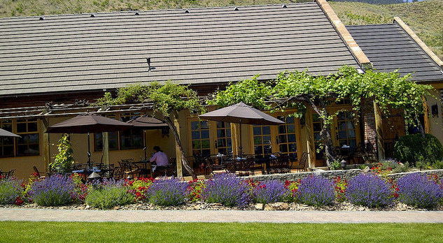 Chef meets BC Grape Okanagan Wine & Food Experience – Bubbles and Brunch at Terrafina at Hester Creek by RauDZ
