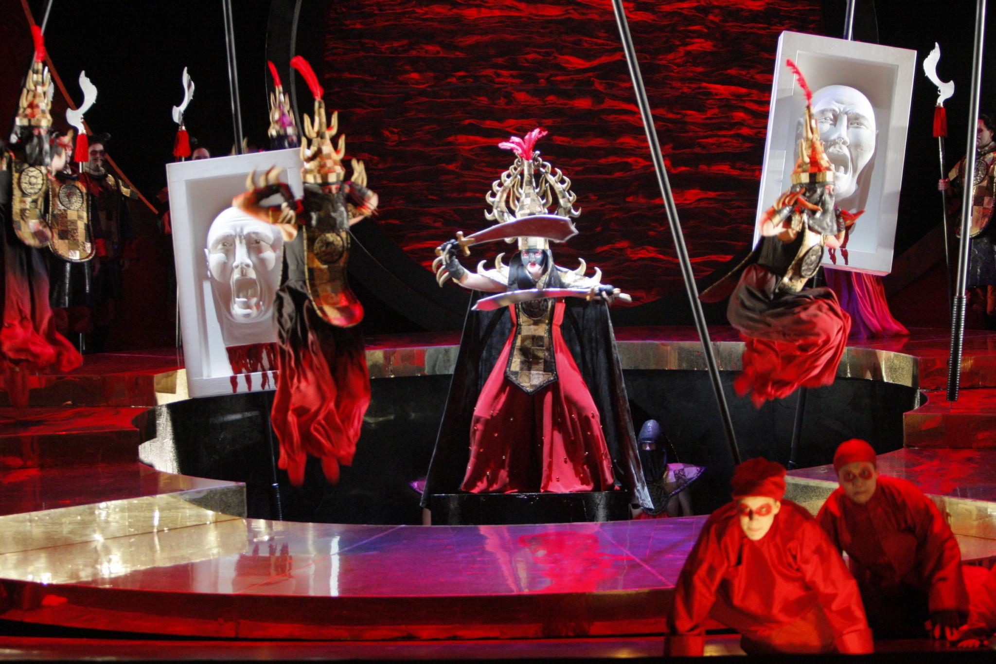 Vancouver Opera presents Puccini's Turandot