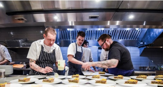 Vancouver World Chef Exchange Pops Up in New York