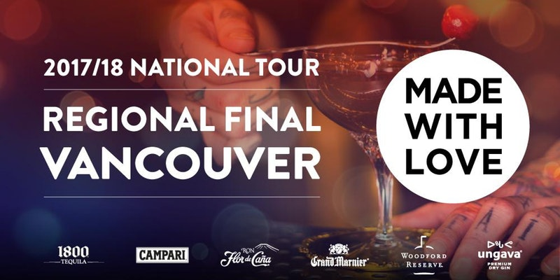 MADE WITH LOVE™ Canada's most extravagant mixology competition!