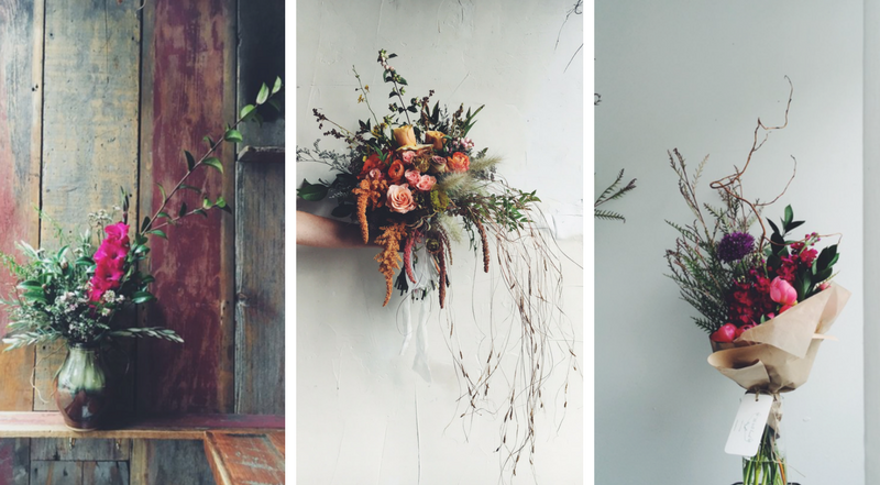 IN FALL BLOOM: THE WILD BUNCH FLORAL STUDIO HOSTS SERIES OF DESIGN WORKSHOPS BEGINNING THIS OCTOBER