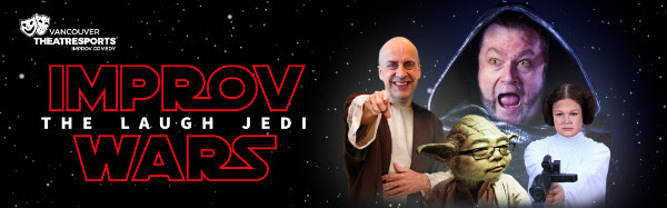 Improv Wars – The Laugh Jedi is Improv at its Best