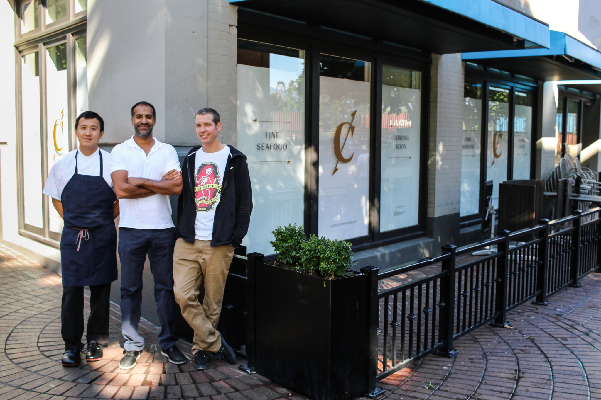 COQUILLE FINE SEAFOOD CASTS ITS NET IN THE HEART OF VANCOUVER'S HISTORIC GASTOWN DISTRICT THIS WINTER