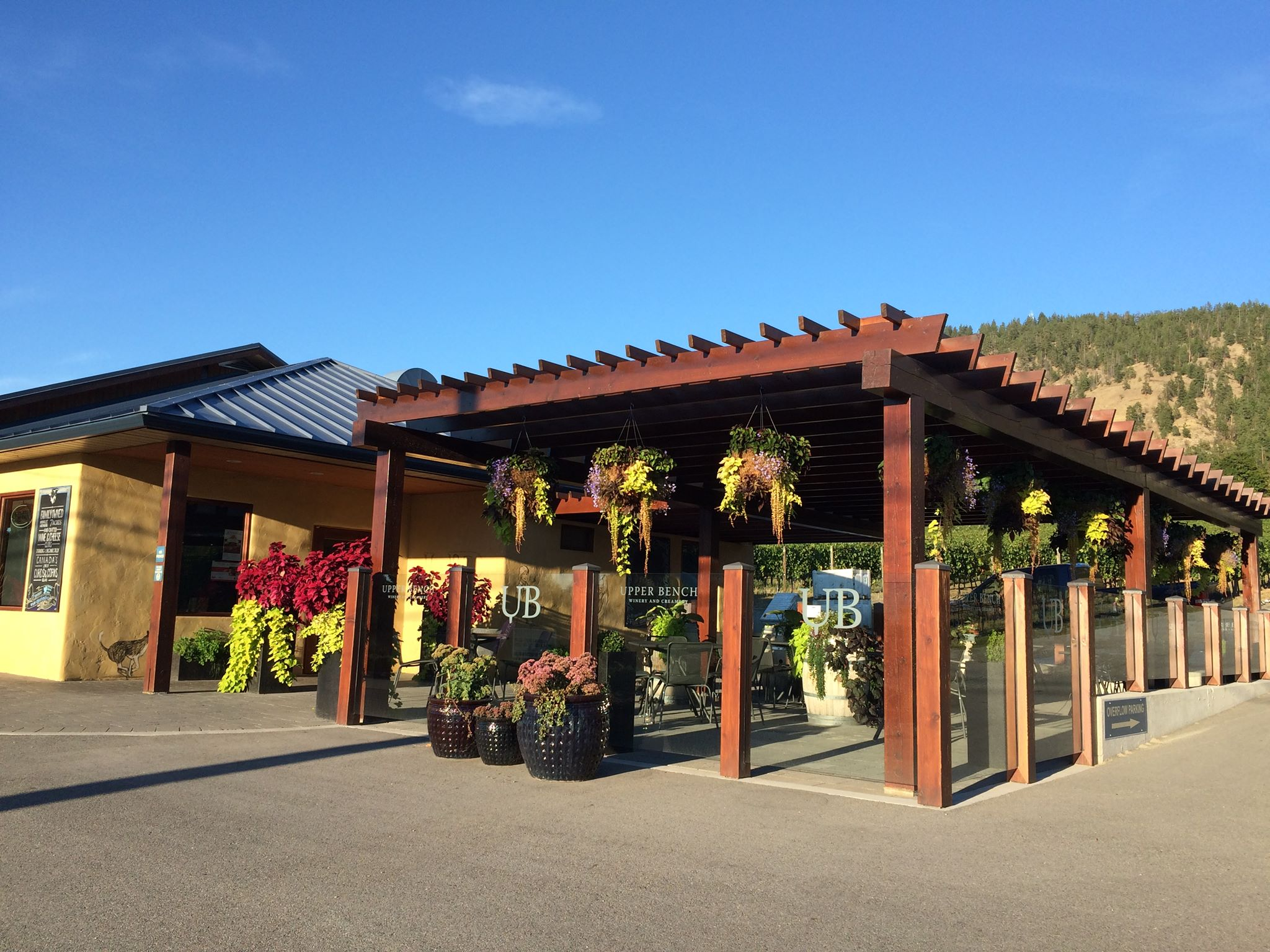 Upper Bench Winery receives its first Lieutenant Governor's Award for BC Wine