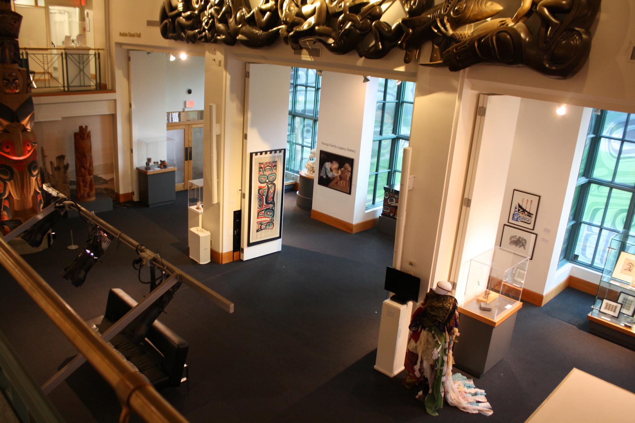 Bill Reid Gallery Marks 10th Anniversary with $1.5 Million Renovation