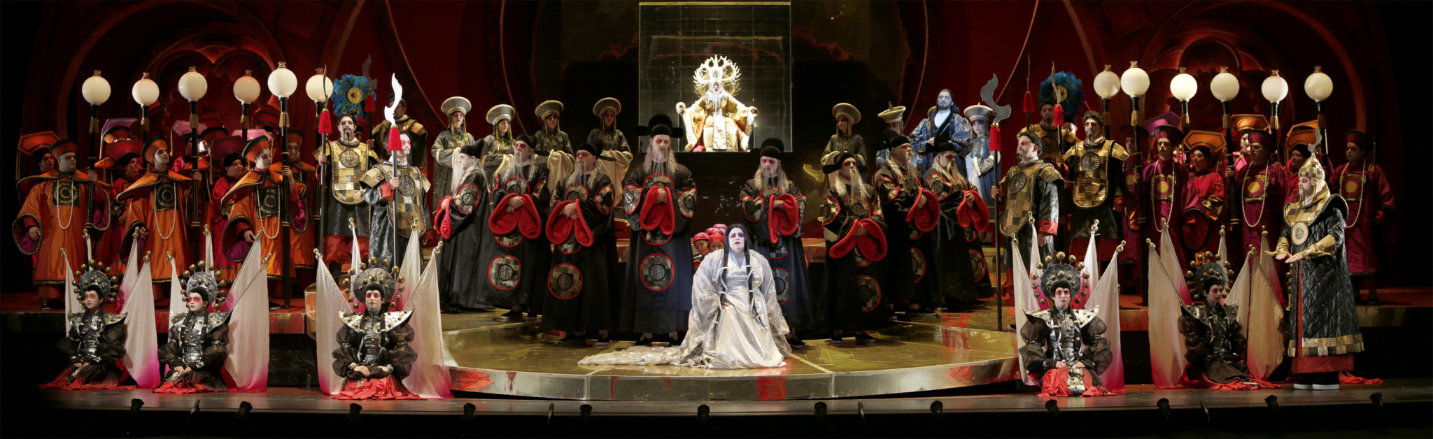 Turandot a must see Opera for all