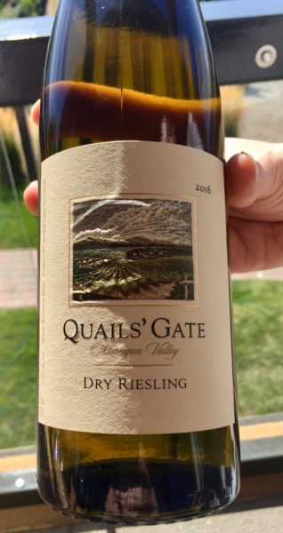 Wine Touring In The Okanagan Valley Quails Gate Winery