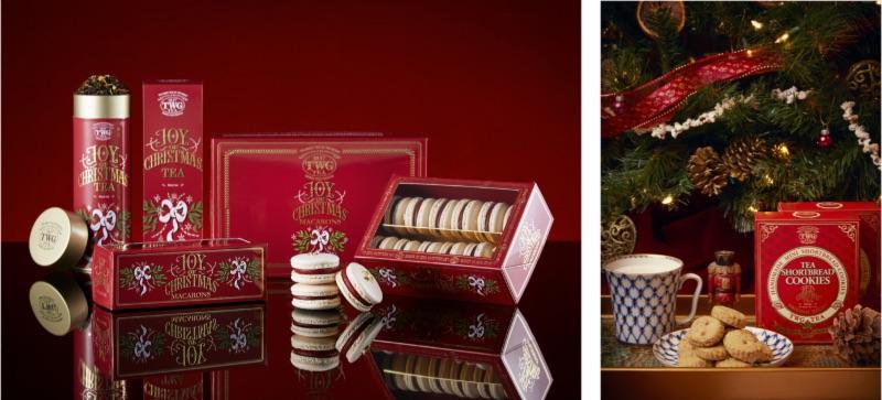 Joy of Christmas Feast with TWG Tea