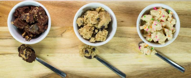 Langley Food Store Re-creates Childhood Memories with Cookie Dough Product