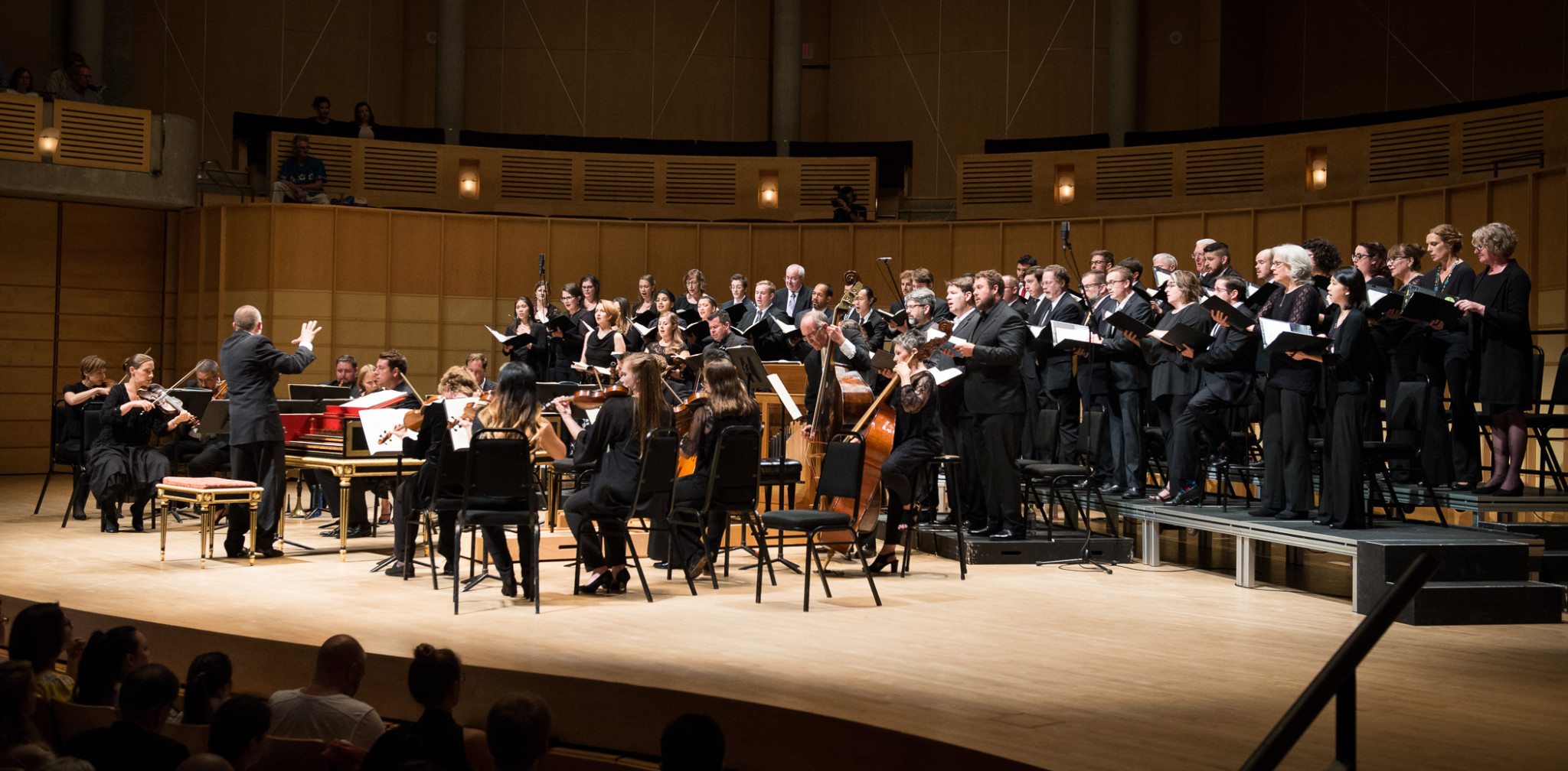 Early Music Vancouver Brings New Life to Holiday Tradition of Handel's Messiah