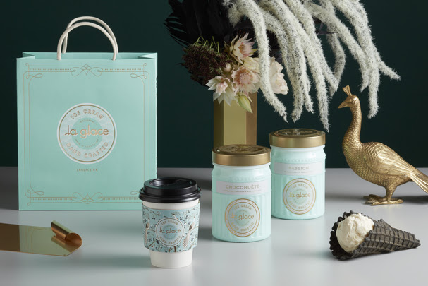 Decadent Holiday Take-Home Treats from La Glace