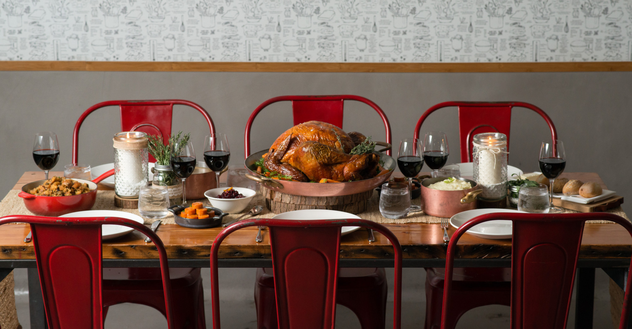 HOME COOKING FOR THE HOLIDAYS: RAILTOWN CATERING ANNOUNCES RETURN OF TURKEY TO-GO PACKAGES, PERFECT FOR HOLIDAY SEASON