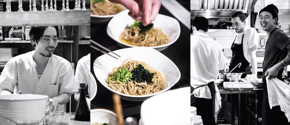 FARMER'S APPRENTICE WELCOMES KINOME JAPANESE KITCHEN FOR SECOND COLLABORATIVE DINNER OF 2017