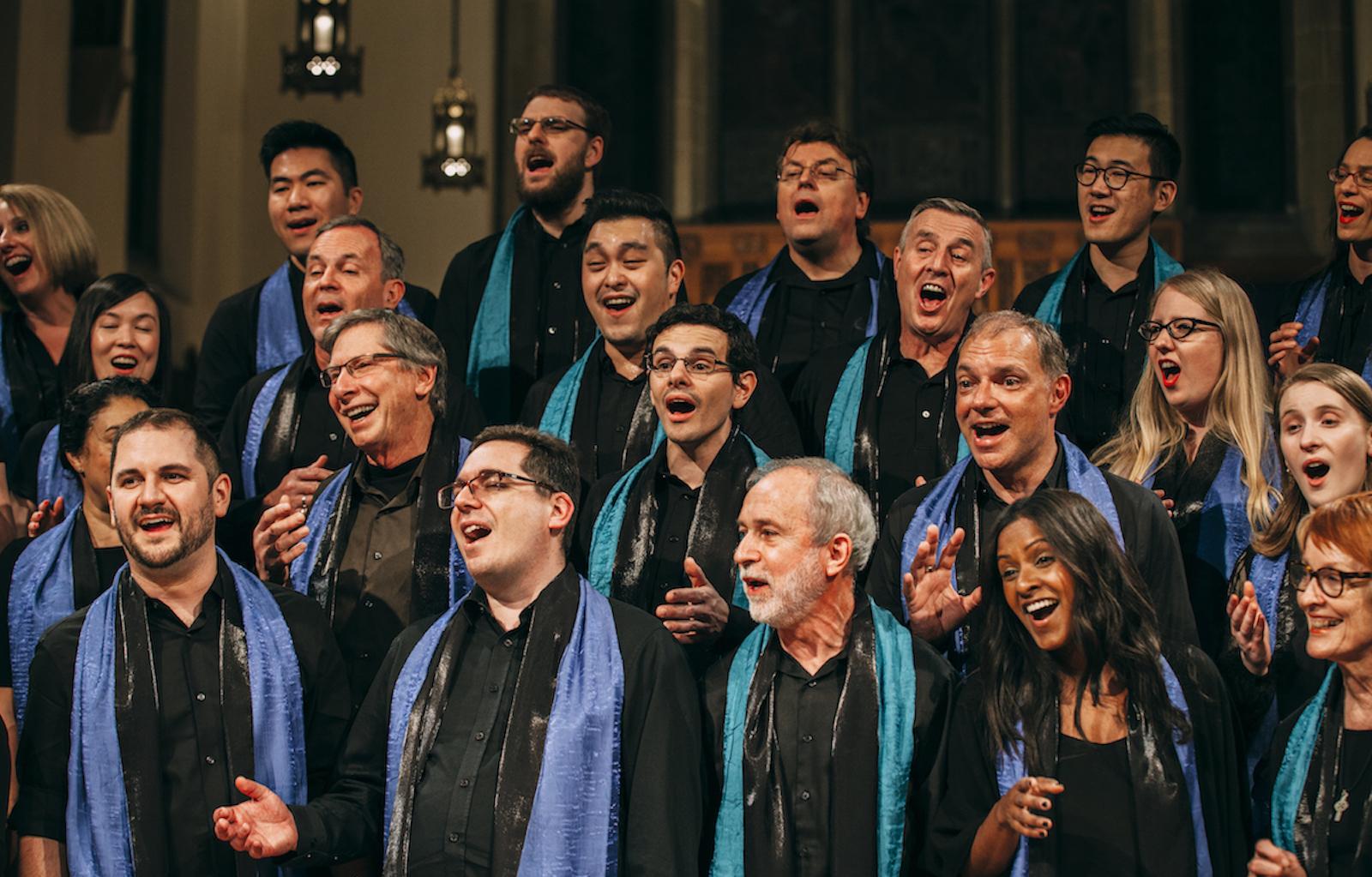 Good Noise Vancouver Gospel Choir BringsGood Tidings! this Holiday Season