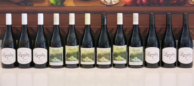 Liquidity The 12 Wines of Christmas